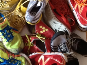 The Runners I bought in 2014