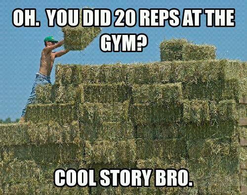 farm gym