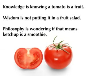 Knowledge-is-knowing-tomato-is-a-fruit